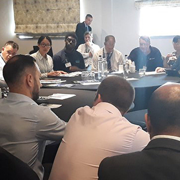 Energy Assets Networks Attends Customer Engagement Event